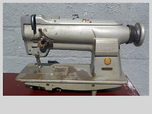 Industrial Sewing Machine Singer 211G151,one needle,needle feed -Leather