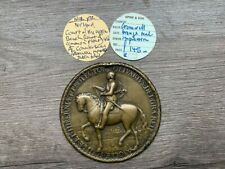 More details for cromwell court of the upper bench cast bronze reverse counterseal coin spink
