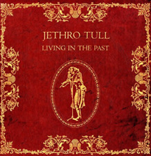 Jethro Tull Living In The Past Sealed New Vinyl 2 LP US Verison Remix Live