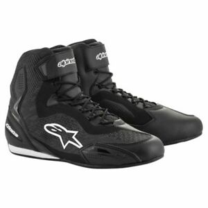 Alpinestars Faster-3 Rideknit Street Riding Motorcycle Shoes For Adult Men