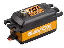 Savox Low Profile Digital Servo .09/125 - Savsc1251Mg