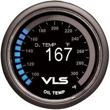 Revel VLS Oil Temperature Gauge 52mm, 100°F to 300°F Digital OLED Display