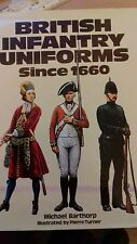 BRITISH INFANTRY UNIFORMS 1660+  WEAPONS WAR  BATTLEs 15mm 20mm 28mm 25m 1/72