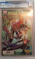 Superior Spider-Man #31 Midtown Variant J. Scott Campbell CGC 9.6 Free Shipping!
