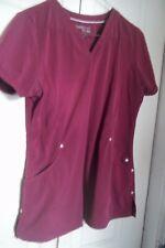 Woman'S Beyond Scrubs Short Sleeve Scrub Top Shirt Size S