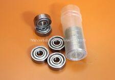10PCS Miniature bearings 625ZZ 625-2Z 80025 size 5 * 16 * 5mm bearing steel