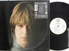 Rock Promo Lp Williams Bros. Two Stories On Wb