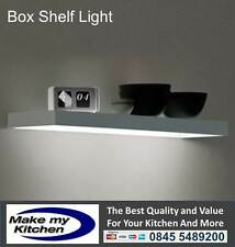 Illuminated Glass Box Shelf Light 600mm - 240v Fluorescent **NEXT DAY DELIVERY**