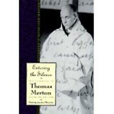 THOMAS MERTON Entering the Silence Trappist Cistercian 1st Edition Catholic Monk