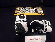"""Warrior Kapital 12"""" Lacrosse Gloves, Black/White, Nwt, Kap12Bk"""