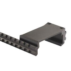 Universal Pistol Scope Mount for Laser Flashlight Dot Sights Adaptor Picatinny