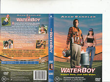 The Waterboy-1998-Adam Sandler-Movie-DVD