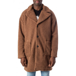 Cappotto long teddy coat Only&Sons over size