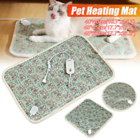 ❤Waterproof Pet Electric Heat Heating Heated Dog Cat Pad Mat Thermal Protection