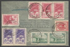 6178 - ARGENTINA 1947 COVER CORDOBA TO MINNEAPOLIS MINN.