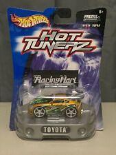2003 Hot Wheels Tunerz Toyota Supra Racing Hart 1:50
