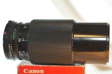 Canon FD 70-210mm f/4 macro zoom lens for A1 AE-1 P T90 F-1N AT1 T-60 T70