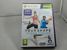 Your Shape Fitness Evolved (Microsoft Xbox 360) PAL Region PEGI