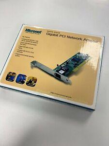 Micronet SP2612R V6 Gigabit PCI Network Adapter Card V2.2 32-Bit, EtherFast