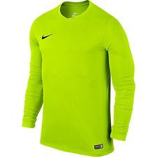 Nike LS Park VI Jsy Maglietta a maniche lunghe da Uomo Verde (v3o)