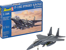 REVELL 03972 1:144 F-15E STRIKE EAGLE AND BOMBS MODEL KIT
