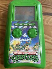 1989 Mirage Studios Konami Handheld Teenage Mutant Ninja Turtles Game