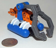 Small Micro Machine Plastic Research Mini-Submarine with Manipulator Arms