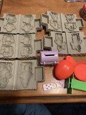 Playskool Dinosaur Sinclair Playdoh Molds And More 1992