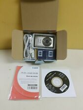 Open Box - Canon PowerShot ELPH 100 HS 12.1MP Camera