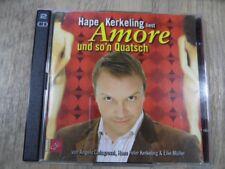 2 CD Hörbuch Hape Kerkeling liest AMORE und so´n Quatsch TOP PN318