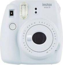 Fujifilm Instax Mini 9 Smoky White Instant Camera Inc.1Film