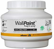 WAGNER WALLPAINT 'EASY TO SPRAY' INTERIOR ONE COAT PAINT 1.5L 12-15m2 BLUE