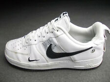 NIKE AIR FORCE 1 LOW LV8 UTILITY JUST DO IT DUNK JORDAN BLAZER 45 WEISS SCHWARZ