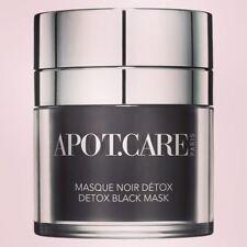 Black Mask face detox renewal AHA - 50ml / 1.7 fl.oz APOT.CARE Paris