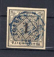Württemberg 1 LUXUS timbré (A5502