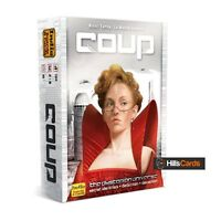 Coup Card Game - The Dystopian Universe - Indie Boards & Cards IBCCOU1