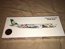Hogan Wings 1:200 Eva Air A330-300 Hello Kitty Celebration Flight Aircraft Model