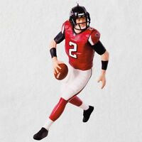 Hallmark 2018 ~ Football Legends Atlanta Falcons Matt Ryan Ornament