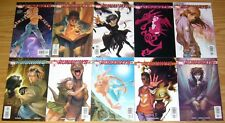 Runaways #1-18 VF/NM complete series - brian k. vaughan - all 1st prints marvel