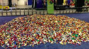 Lego en Vrac Lot pièces Legos au kilo 1 kg boîte / sachet