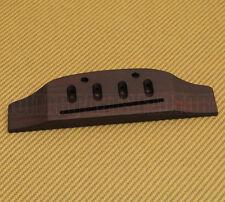 BB-J30 Rosewood Bridge For 4-String Acoustic Bass or Ukulele