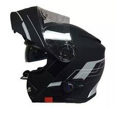 VIPER RS-V171 BLUETOOTH FLIP FRONT MOTORBIKE MOTORCYCLE HELMET INC PINLOCK SMALL