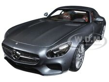 MERCEDES AMG GT S MATT GREY 1/18 MODEL CAR BY AUTOART 76312