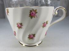 Vintage Aynsley Porcelain Tea Cup Hathaway Bone China Pink Roses England