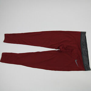 Washington State Cougars Nike Pro Compression Pants Men's Maroon