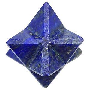Harmonize Lapis Lazuli Merkaba Reiki Healing Crystal Spiritual Sacred-zps