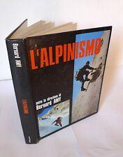 Amy,L'ALPINISMO,1983 dall'Oglio[guida,montagna,escursionismo,arrampicata