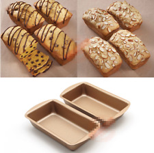 New Non Stick Toast Bread Cake Baking Loaf Pan Meatloaf Kitchen Baking Handy