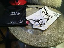 Top quality Reading Glasses Clic Pantos black  Hoya Lens 2.50