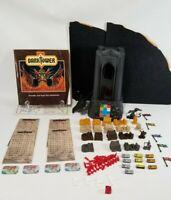Dark Tower Vintage Board Game Milton Bradley 1981 (Incomplete)